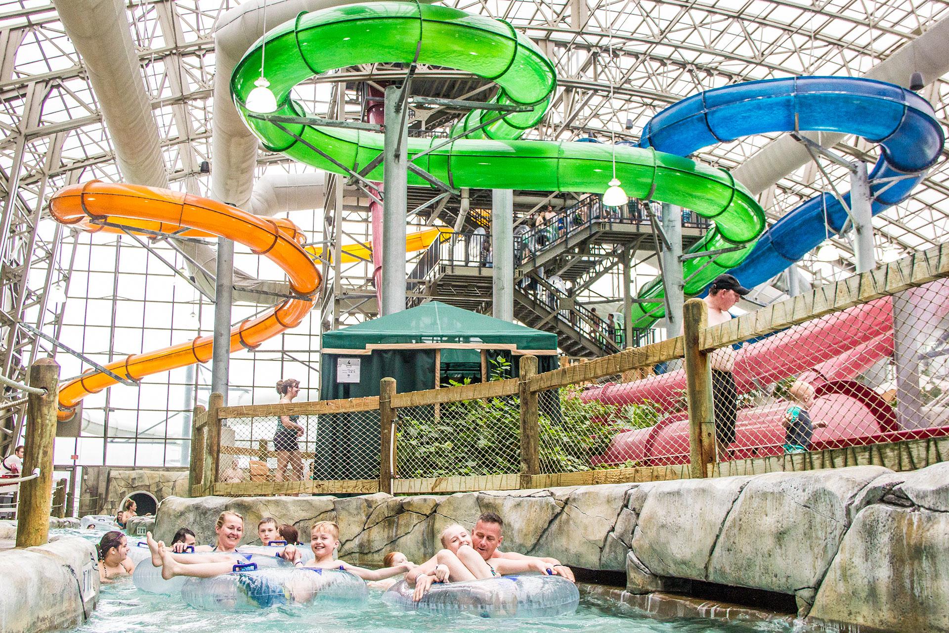 Jay Peak Pump House Indoor Waterpark