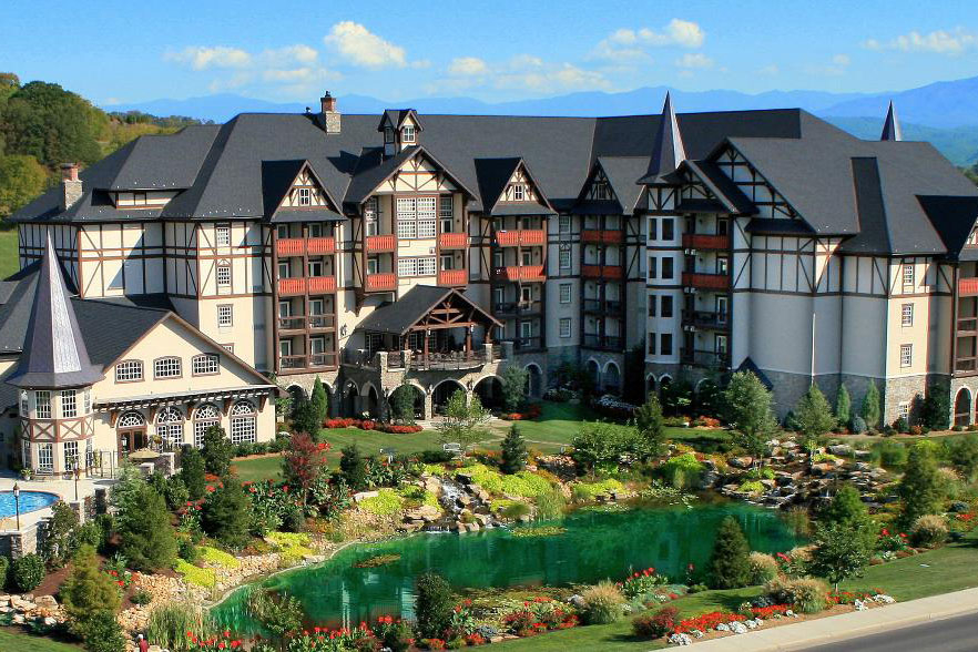 The Inn At Christmas Place Pigeon Forge Tn 2018 Review Ratings Family Vacation Critic