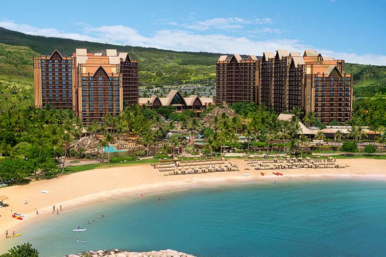 Aulani, A Disney Resort in Hawaii