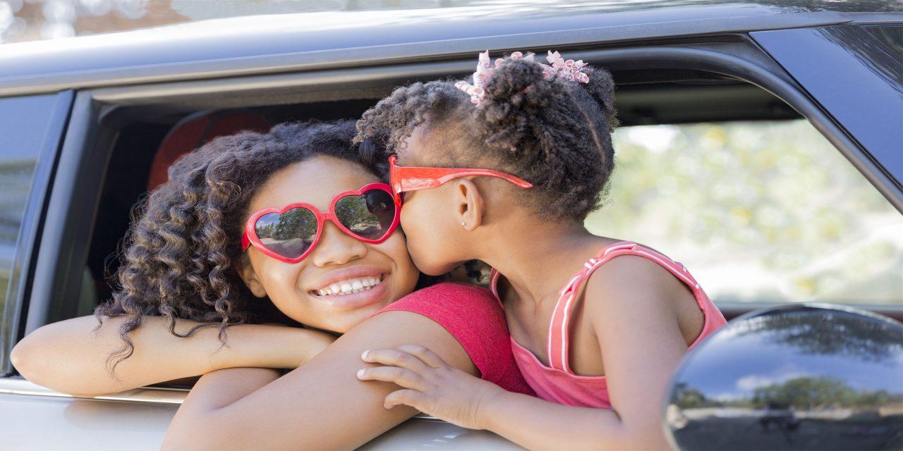 Big Kids Traveling; Courtesy of Pixel Prose Images/Shutterstock.com
