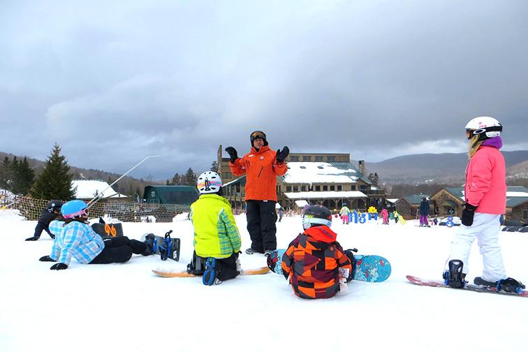Bretton Woods; Courtesy of Bretton Woods