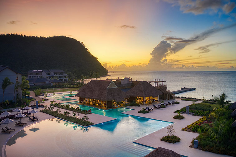 Cabrits Resort & Spa Kempinski Dominica in Dominica