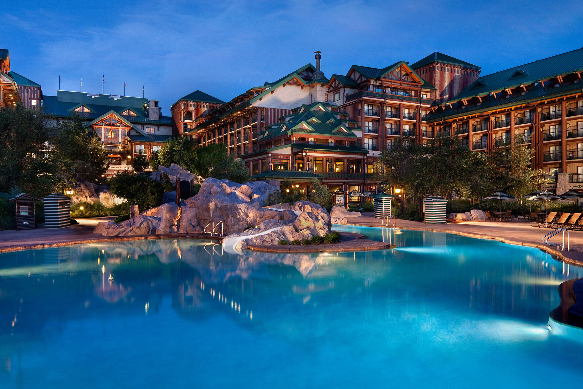 Disney's Wilderness Lodge; Courtesy of Disney