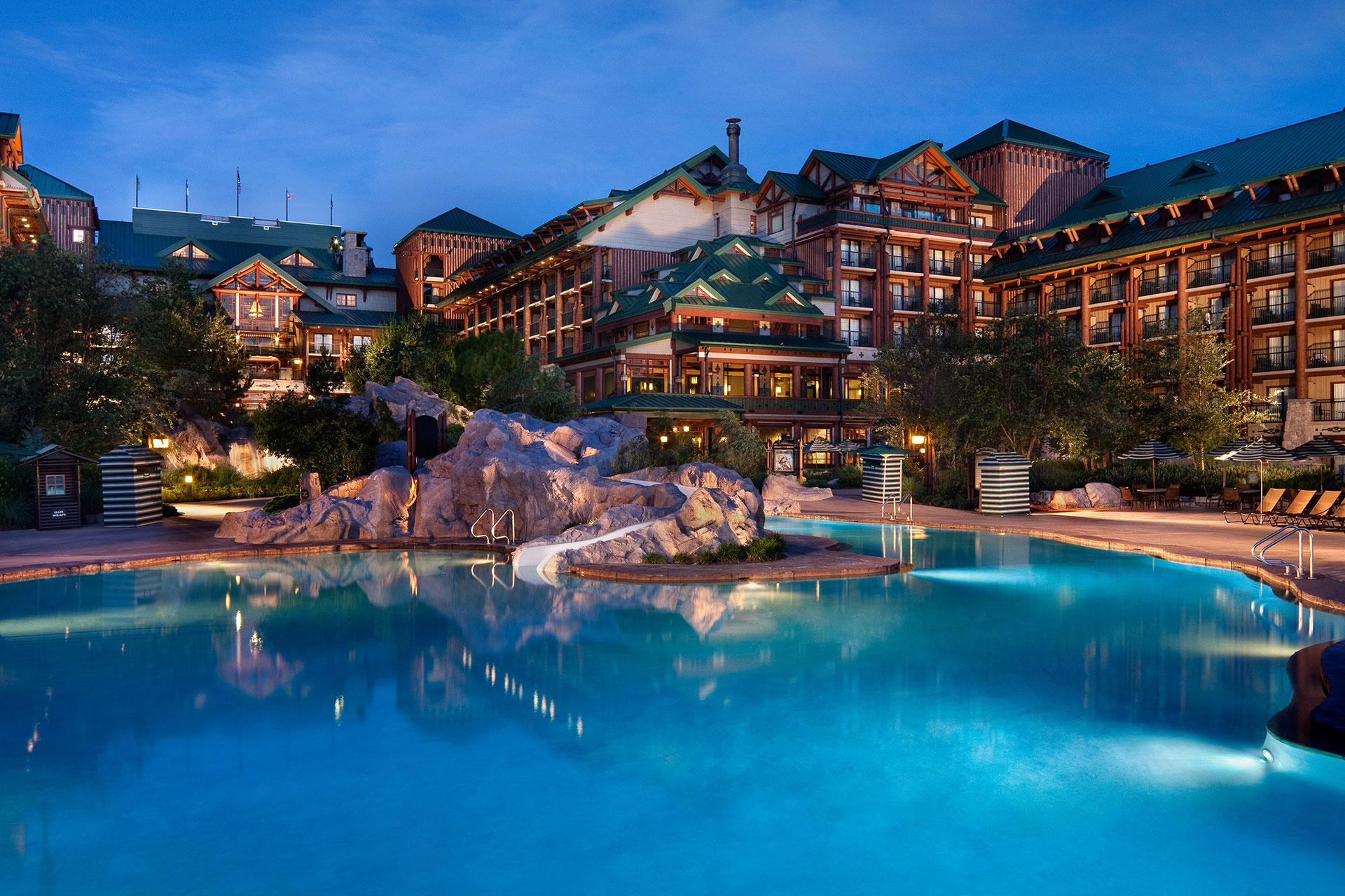 Disney's Wilderness Lodge; Courtesy of Disney