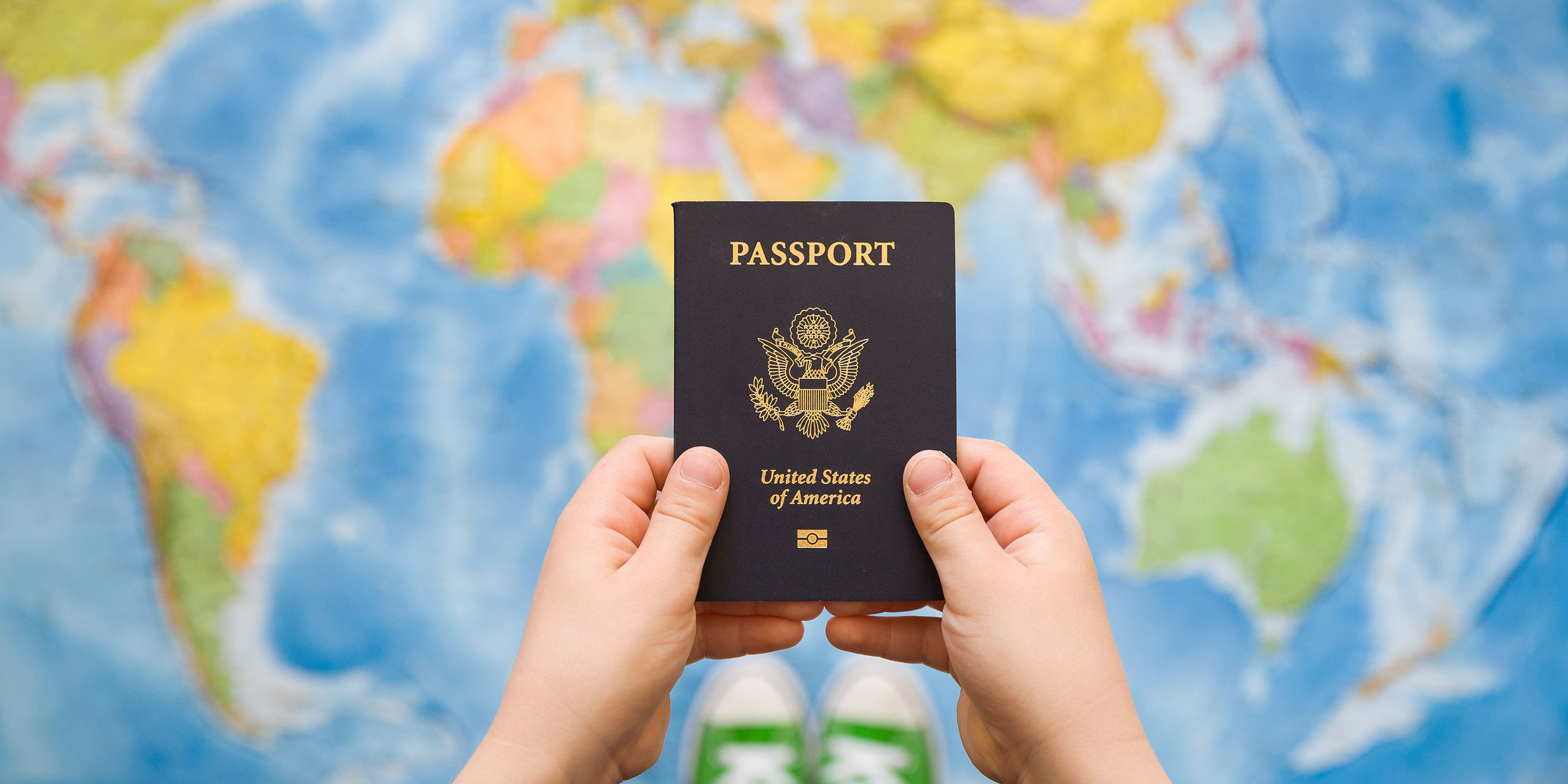 Passports For Kids Family Vacation Critic