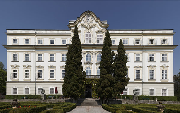 The Palace Leopoldskroner From The Sound of Music Movie