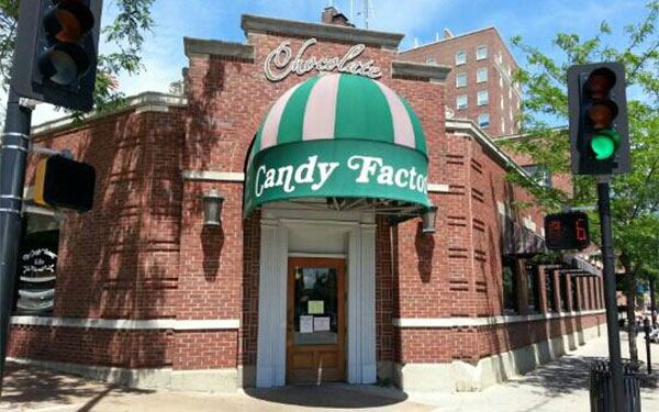 The Candy Factory in Columbia, Missouri
