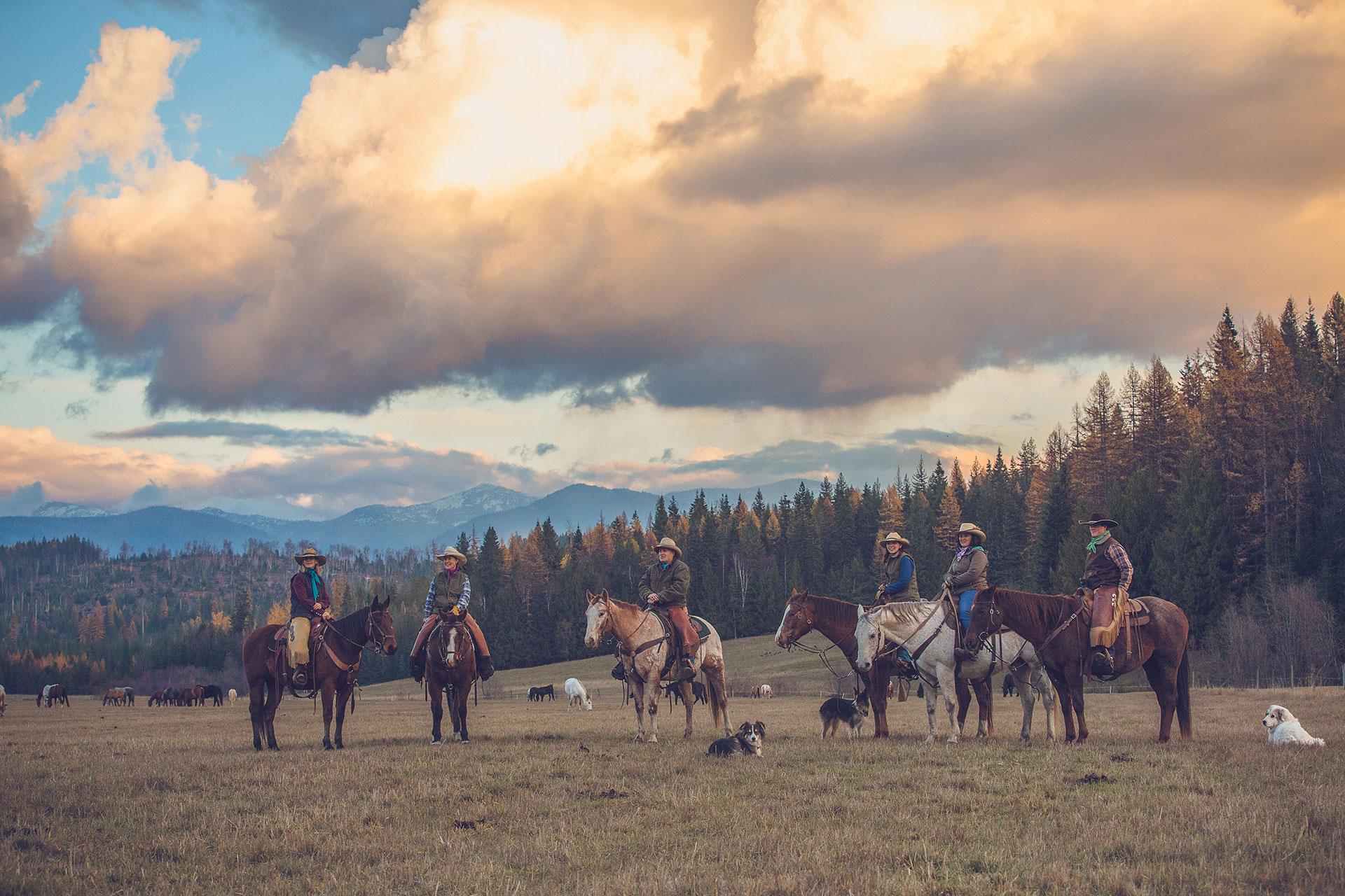 Western Pleasure Guest Ranch; Courtesy of Western Pleasure Guest Ranch