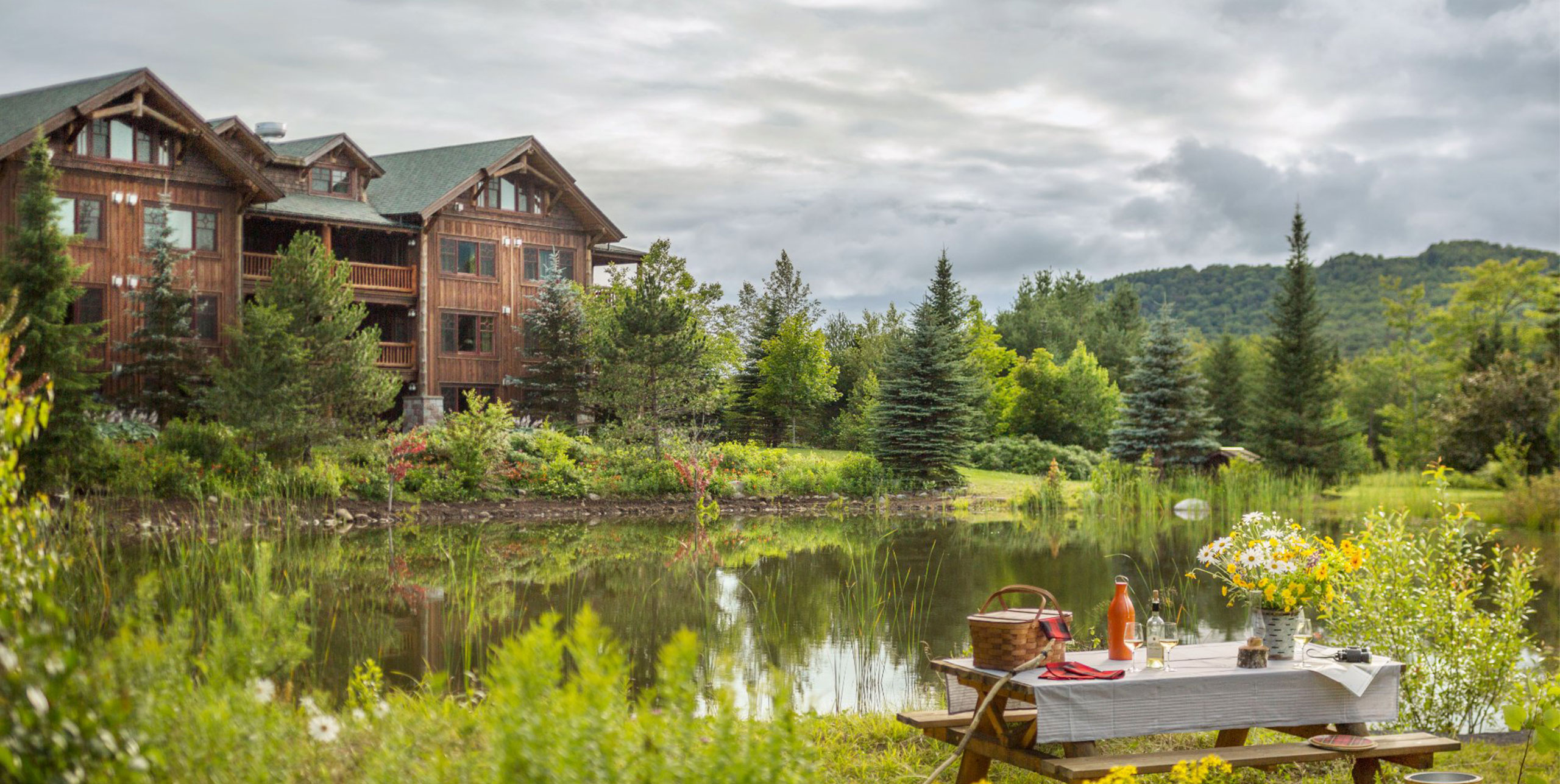 Whiteface Lodge in Lake Placid, NY