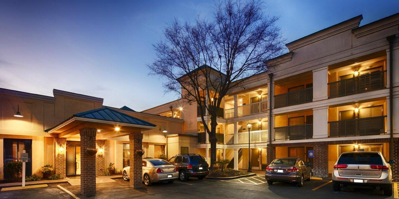 Best Western Promenade Hotel in the Historic District (Savannah, GA ...