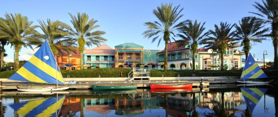 Disney S Caribbean Beach Resort