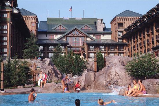 Disney S Wilderness Lodge Lake Buena Vista Orlando Fl 2019