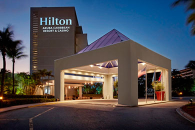 Hilton Aruba Caribbean Resort Palm Beach 2018 Review Ratings Family Vacation Critic