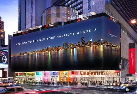 design de qualité 06c03 b0716 New York Marriott Marquis (New York, NY) 2019 Review ...