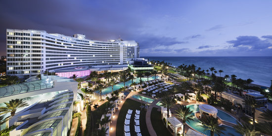 Fontainebleau Miami Beach Fl 2018 Review Ratings Family Vacation Critic