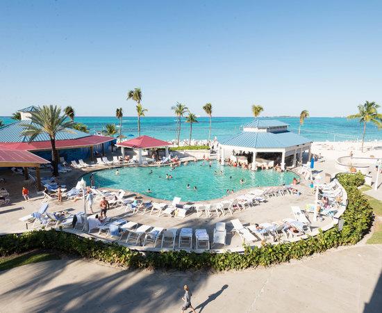 Melia Nau Beach Resort New