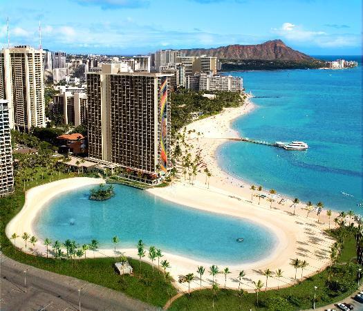 Hilton Hawaiian Village Beach Resort Spa