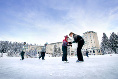 Fairmont Chateau Lake Louise Lake Louise What To Know Before You Bring Your Family