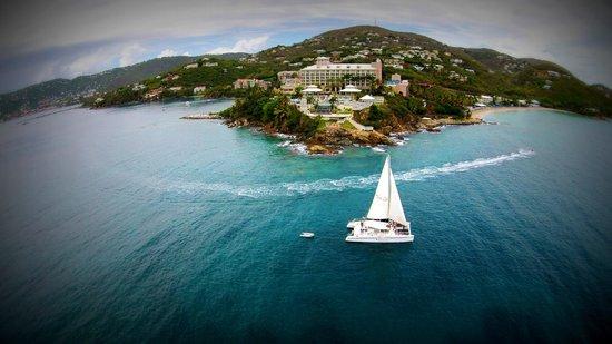 Frenchman S Reef Morning Star Marriott Beach Resort