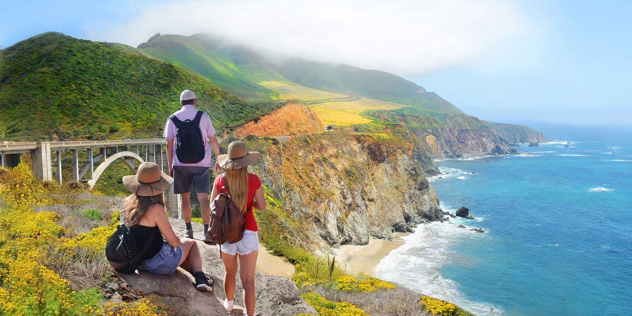 Big Sur; Courtesy of Margaret W./Shutterstock.com