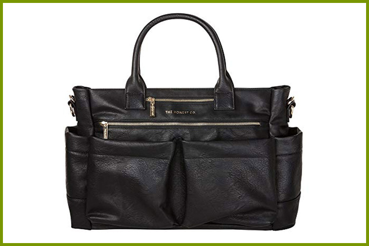 Honest Company Everything Tote in Black