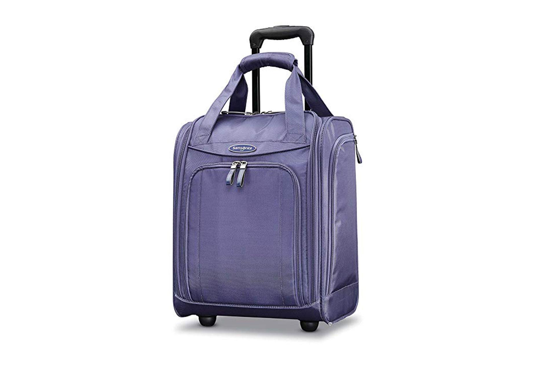 Samonsite Carry On Bag; Courtesy of Amazon