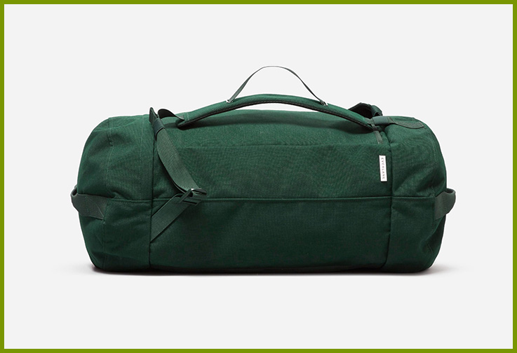 everlane duffel bag; Courtesy Everlane