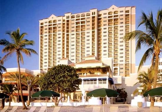 Marriott Beachplace Towers Fort