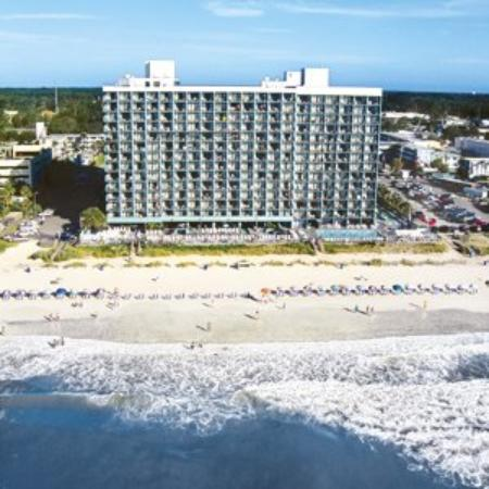 Landmark Resort 1501 South Ocean Boulevard Myrtle Beach 29577 Sc