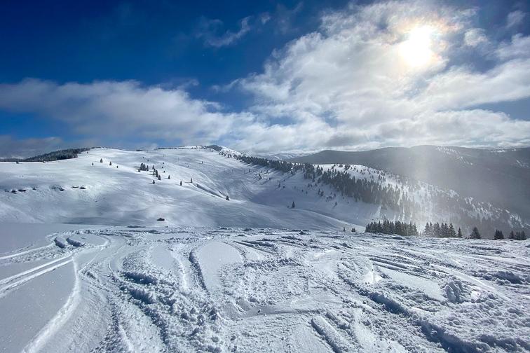 Vail Ski Resort back bowels; Courtesy Tripadvisor Traveler/ Joe R