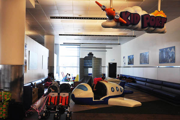 Best Us Kid Friendly Airports For Infants Toddlers And