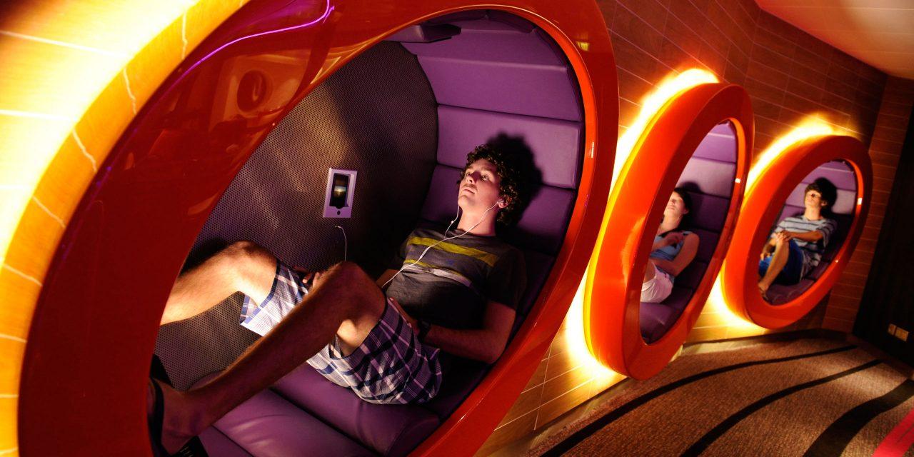 Teens on Disney Cruise Ship; Courtesy of Disney