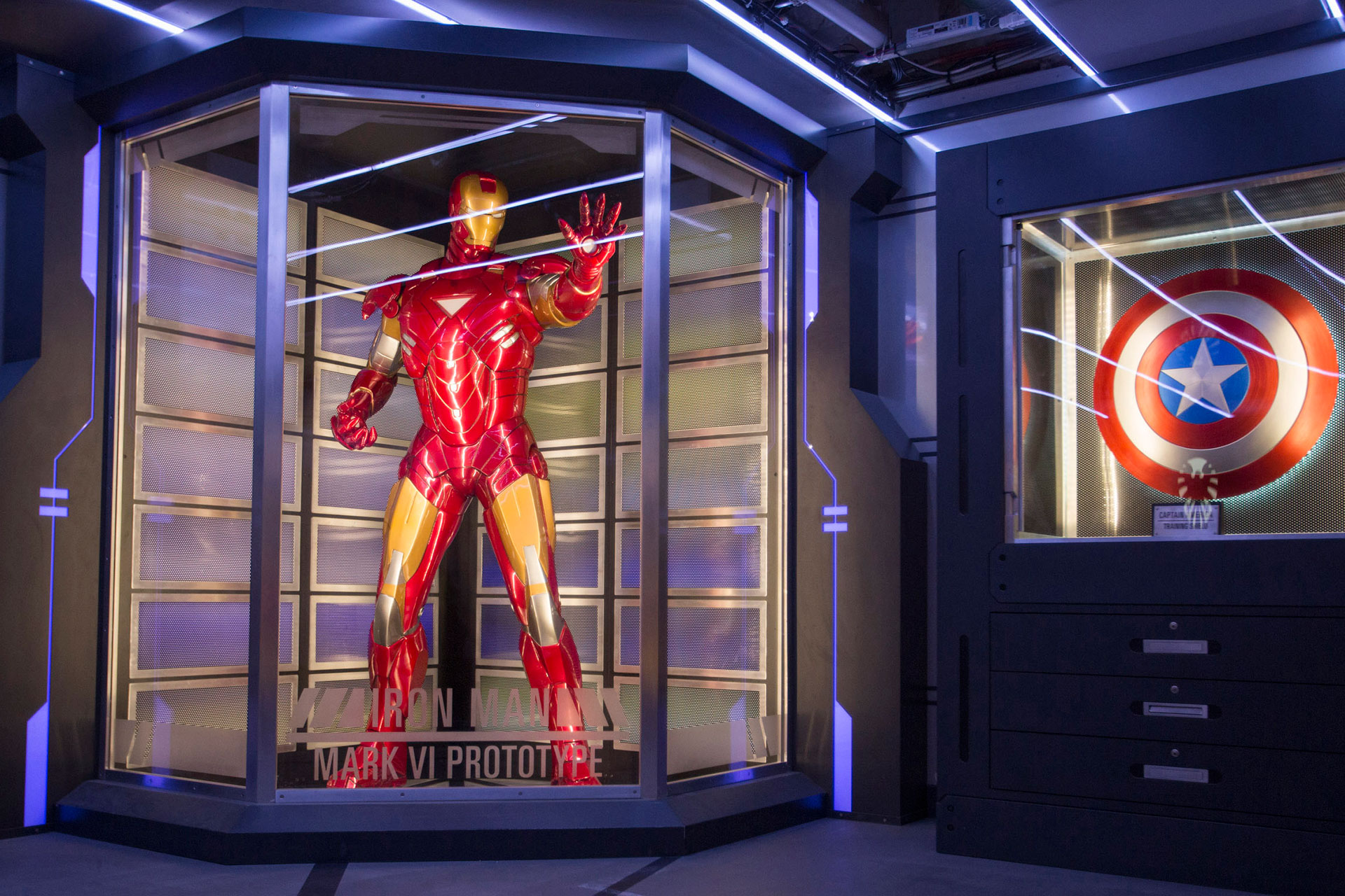 Marvel Superhero Academy on Disney Cruise Line