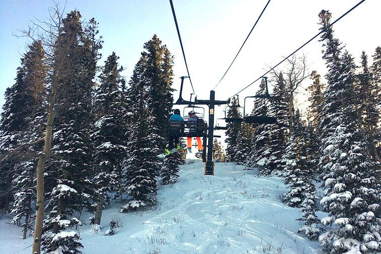 Pajarito Mountain Ski Area; Courtesy of Pajarito Mountain Ski Area