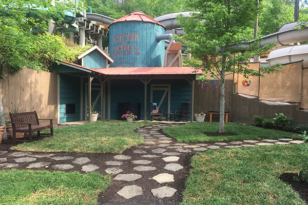 Special Needs Features at Dollywood