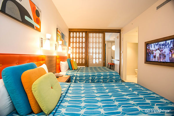 Hotel Rooms For Large Families Family Vacation Critic