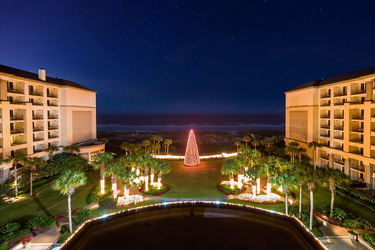 Holidays at The Ritz-Carlton, Amelia Island in Amelia Island, FL
