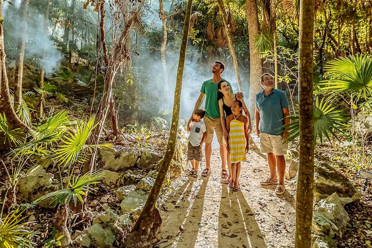 Occidental at Xcaret Destination; Courtesy of Occidental at Xcaret Destination