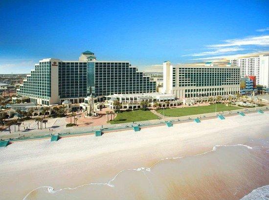 Hilton Daytona Beach Resort Ocean Walk Village Fl 2018 Review Ratings Family Vacation Critic