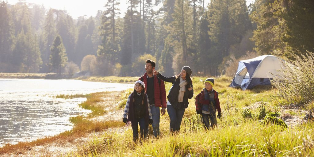 A Beginner's Guide to Family Camping | Family Vacation Critic