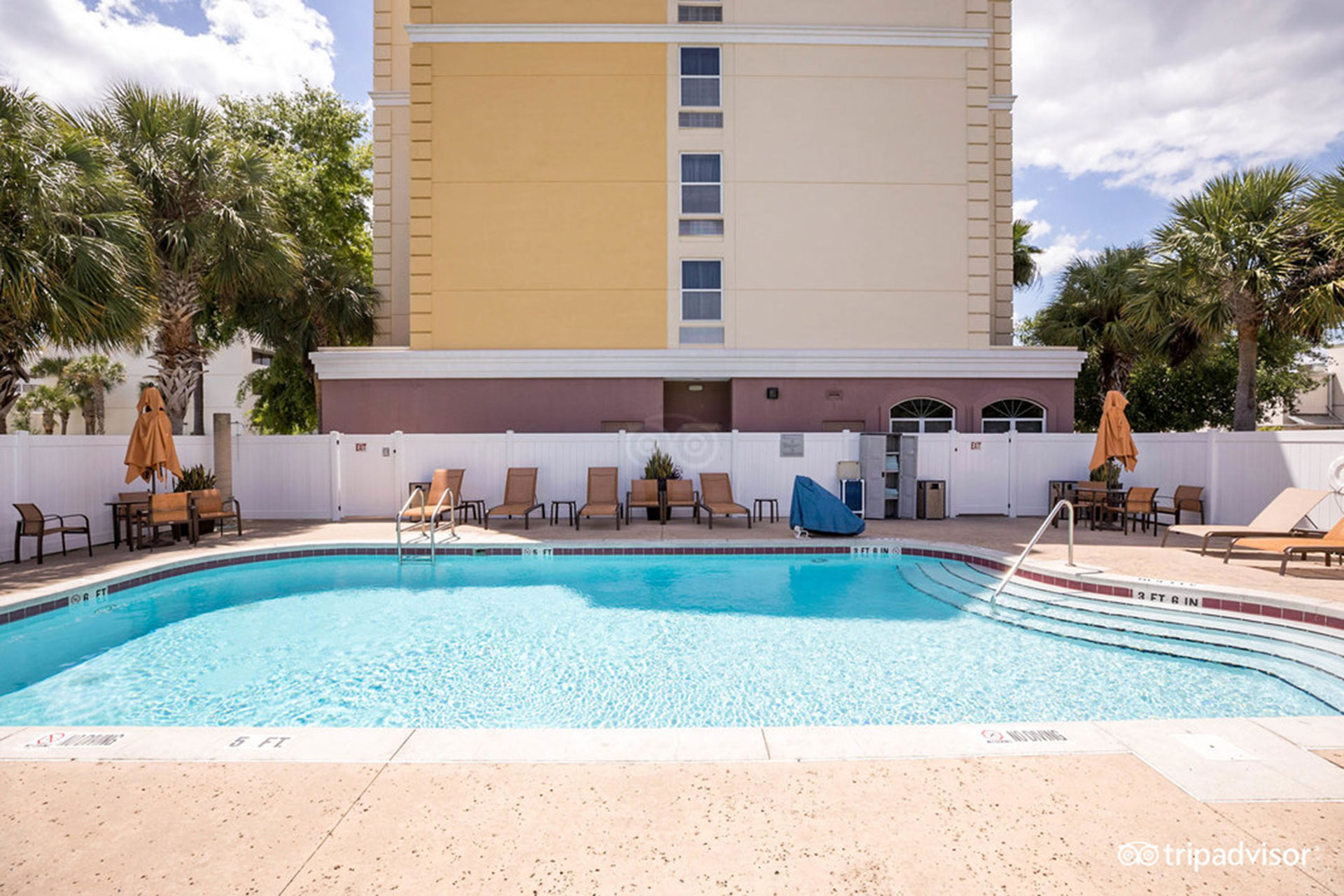 Pool at the Fairfield Inn and Suites Lake Buena Vista; TripAdvisor Expert Photo