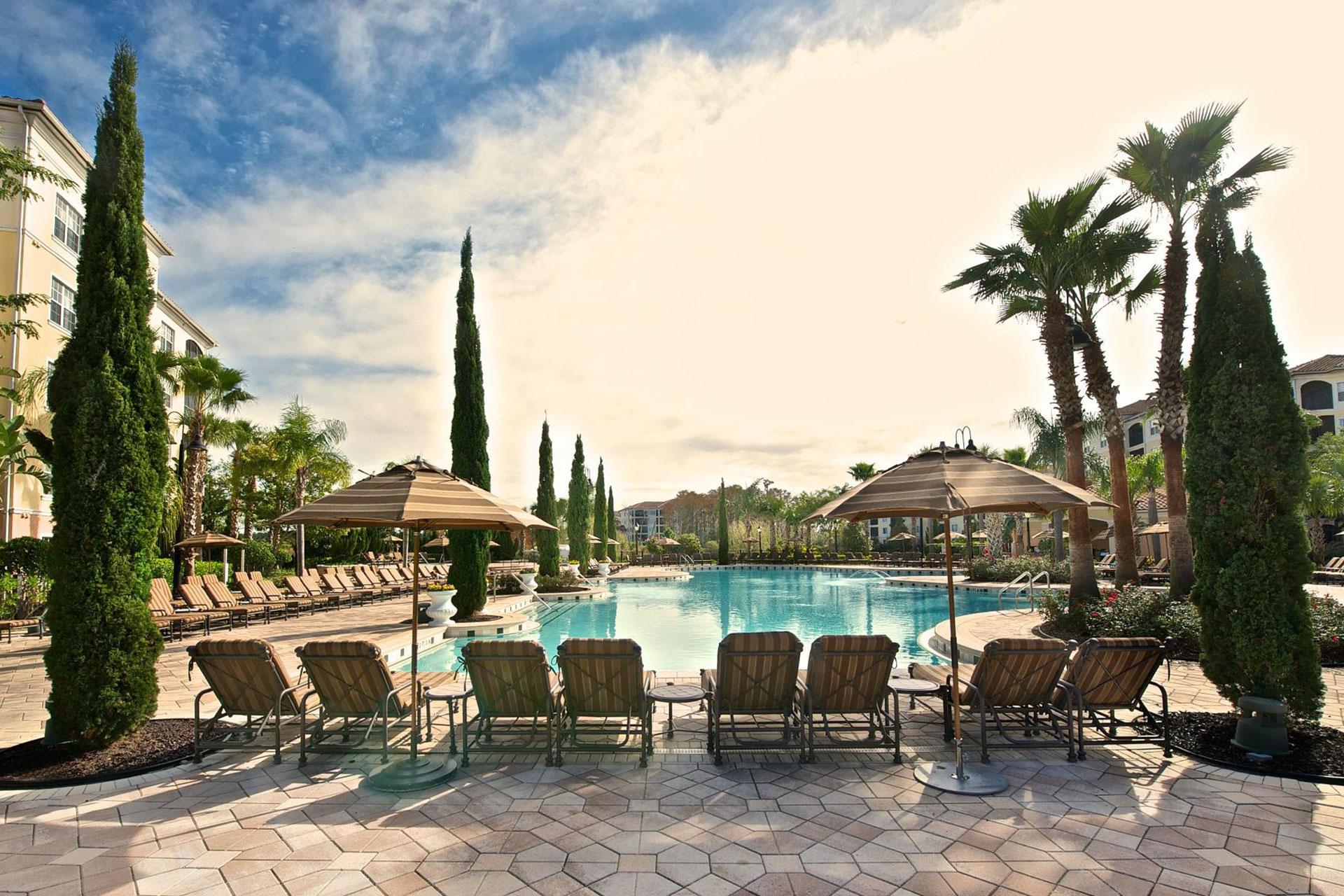 Pool at WorldQuest Orlando Resort