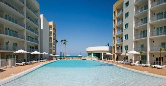 Hotels In South Padre Island >> Peninsula Island Resort Spa South Padre Island Tx 2019 Review
