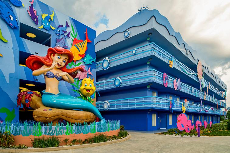 Disney's Art of Animation Resort; Courtesy of Disney