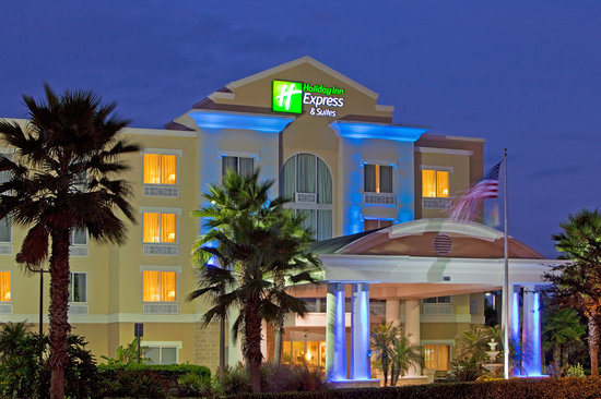 Holiday Inn Express Hotel Suites New Tampa I 75 Bruce B Downs