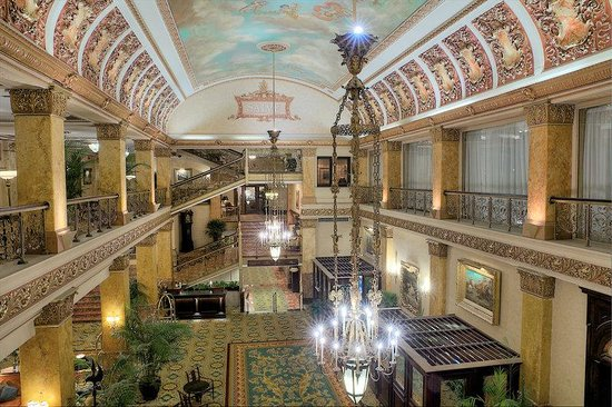 The Pfister Hotel Milwaukee Wi 2018 Review Ratings Family Vacation Critic