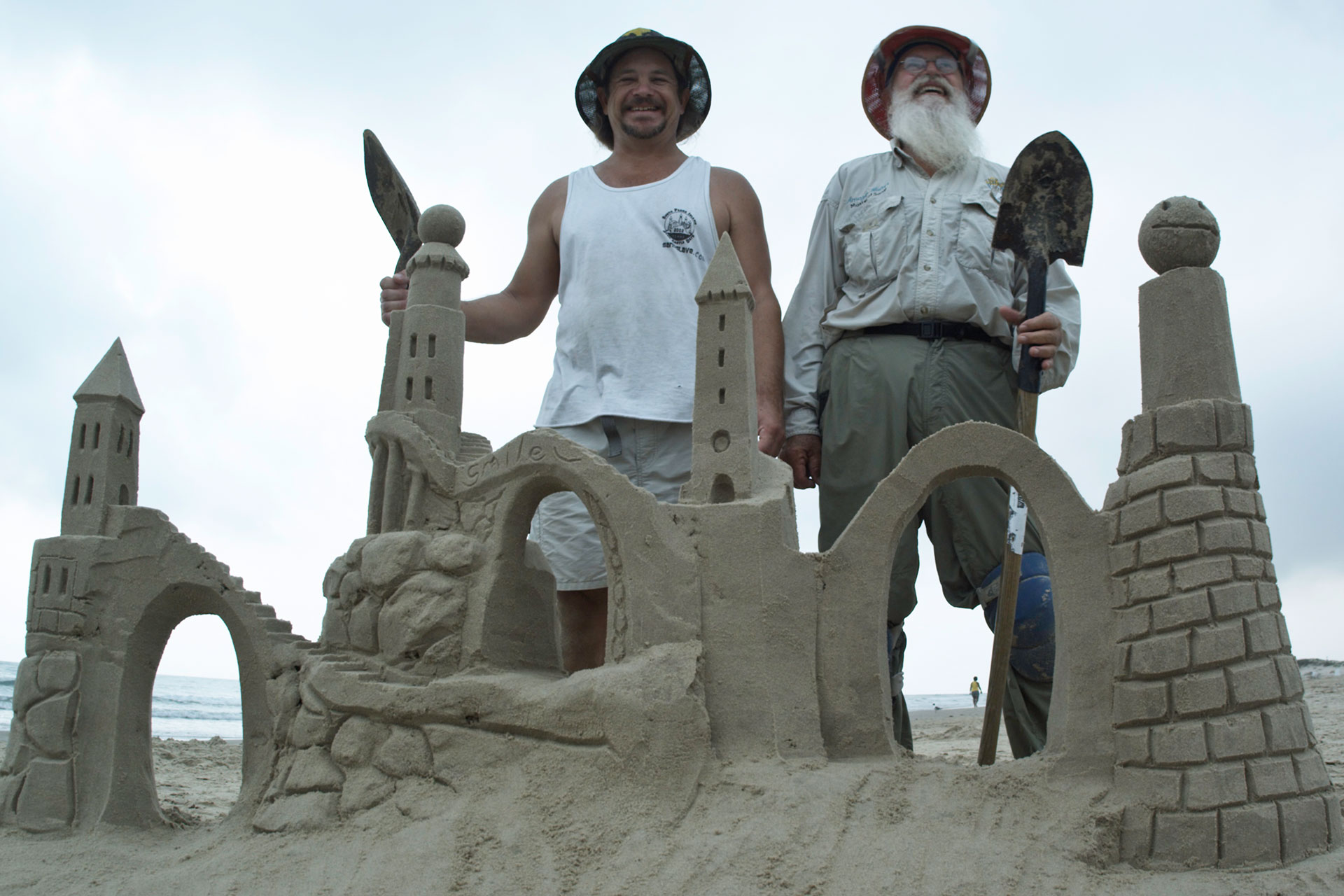 Sand Castle Days on South Padre Island