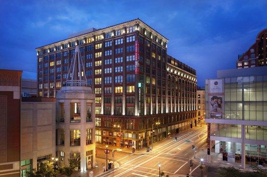 St Louis Hotels >> Embassy Suites St Louis Downtown Saint Louis Mo 2019