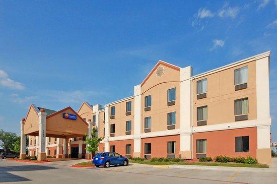 Comfort Inn Amp Suites San Antonio Near Medical Center