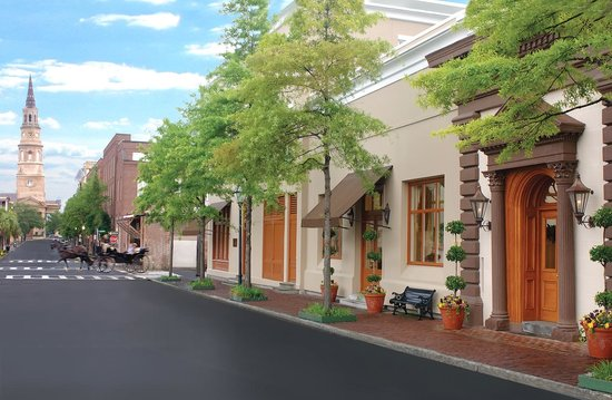Doubletree By Hilton Hotel And Suites Charleston Historic District Sc 2018 Review Ratings Family Vacation Critic
